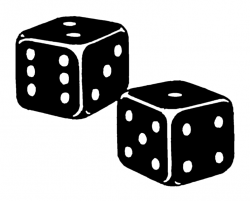Dice clipart probability and statistics
