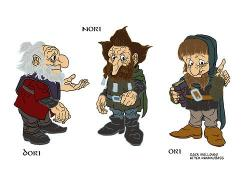 Gandalf clipart the hobbit 1977