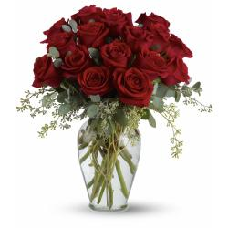 Red Rose clipart sympathy flower
