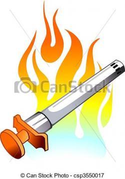 Gas Lighter Clipart
