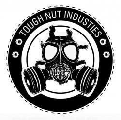 Gas Mask clipart logo design