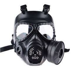 Gas Mask clipart paintball mask