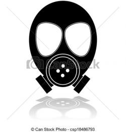 Mask clipart poison