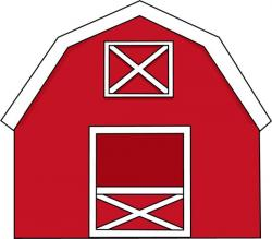 Gate clipart barn