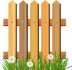 Gate clipart garden fence