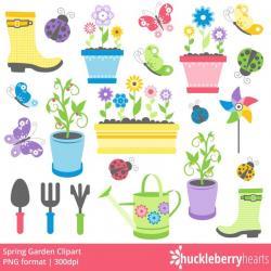 Nectar clipart flower garden