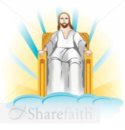 Heaven clipart god