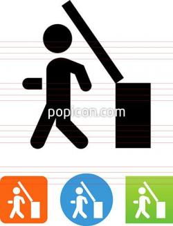Barrier clipart icon