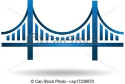 Golden Gate clipart roads and bridges