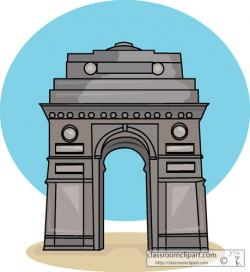 Gate clipart indian