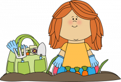 Seeds clipart kid plant