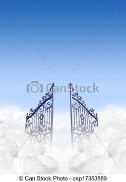 Heaven clipart heaven's gate