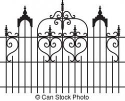Gate clipart steel