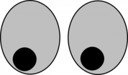Eyeball clipart gaze