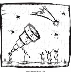 Comet clipart astronomy