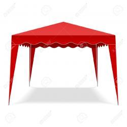 Gazebo clipart canopy