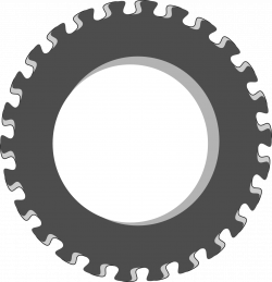 Mechanical clipart gear wheel