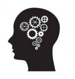 Gears clipart brain thinking