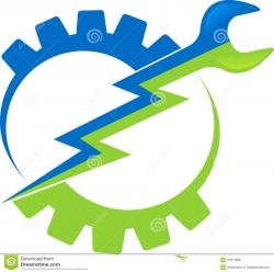 Mechanical clipart contractor tool