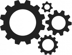 Gears clipart engineering