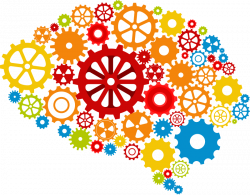 Gears clipart healthy mind