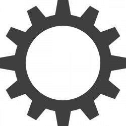 Gears clipart large