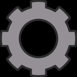 Mechanical clipart cog