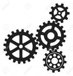 Clockworks clipart gear