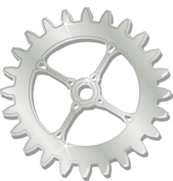 Gears clipart mechanical gear