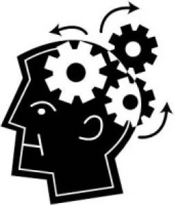 Gears clipart psychology brain