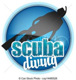 Diver clipart scuba diving equipment