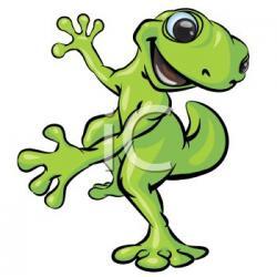 Green Iguana clipart geico gecko