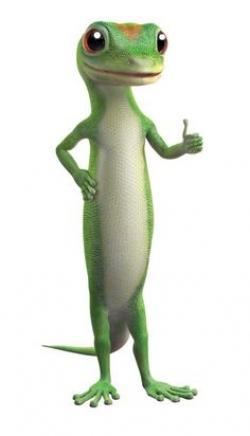 Gecko clipart geico gecko