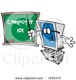 Geek clipart computer assisted instruction