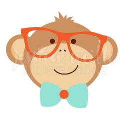 Geek clipart cute
