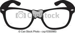 Geek clipart geeky glass