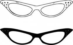 Geek clipart goggles
