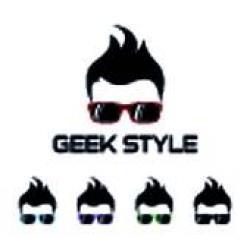 Geek clipart hair