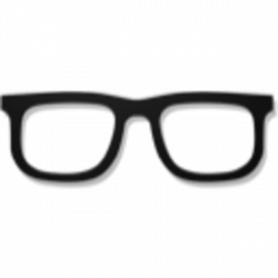 Hipster clipart hipster glass