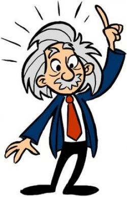 Idea clipart einstein