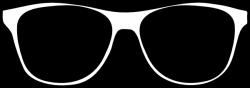 Geek clipart wayfarer