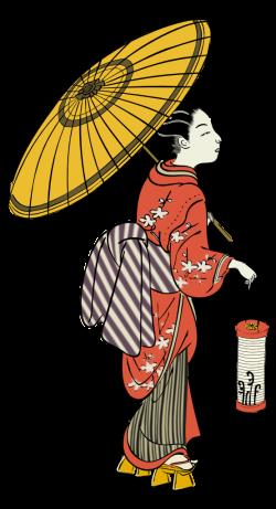 Lantern clipart japan