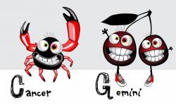Gemini clipart love