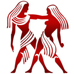 Gemini clipart sun sign