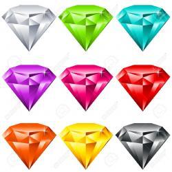 Rhinestone clipart jewel gem