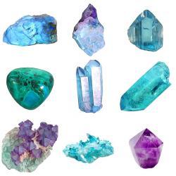 Crystal clipart amethyst