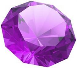Gems clipart amethyst