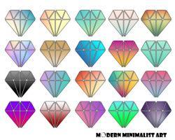 Crystal clipart gemstone