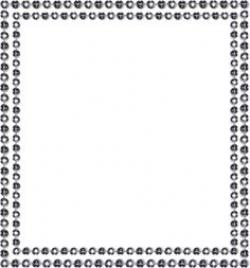 Squares clipart square border