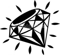 Gems clipart diamond ring